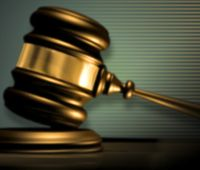 Probate court gavel for FAQ on wills & real estate