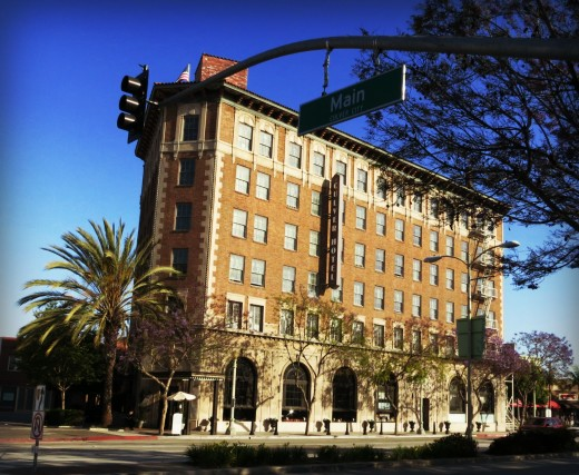 The Culver Hotel A Local Historic Monument