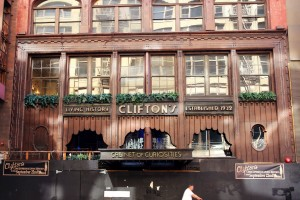Clifton's in Downtown Los Angeles is Open for Business!