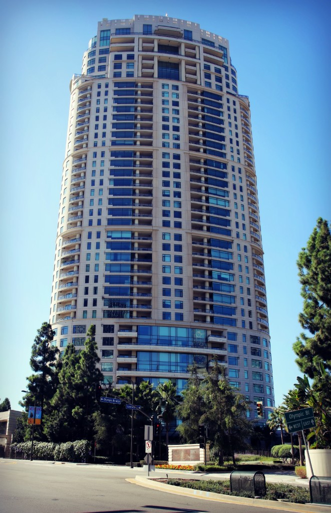 The Century Complex in Century City