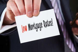 Mortgage Rates Below Four Percent